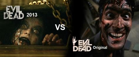 EvilDead2012Vs