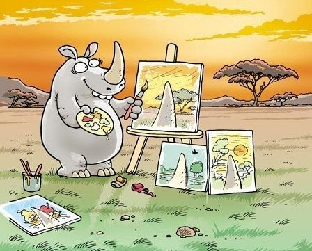 rhino-cartoon