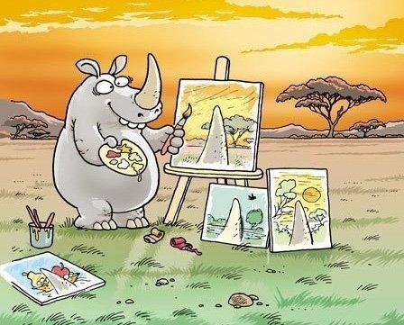 rhino-cartoon