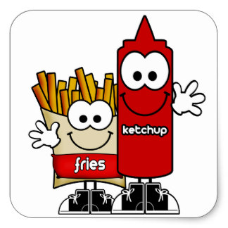 FriesKetchup